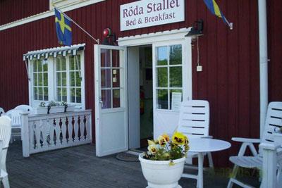 Röda-Stallet