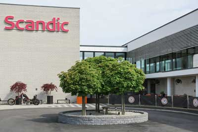 Scandic-Segevång