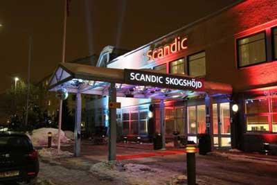Scandic-Skogshöjd