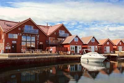 Björholmen Marina Sealodge