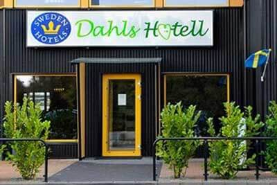 Dahls-Hotell