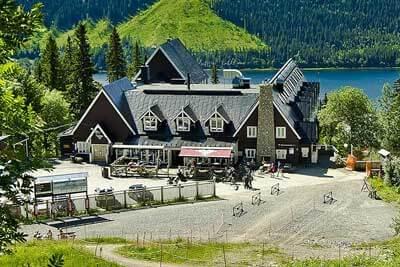 Hotell-Fjällgården