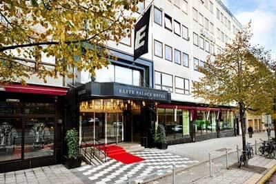 Weekendpaket-Palace-Hotel-Elite-Hotel-Stockholm
