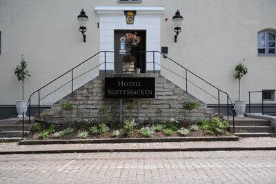 Hotell-Slottsbacken