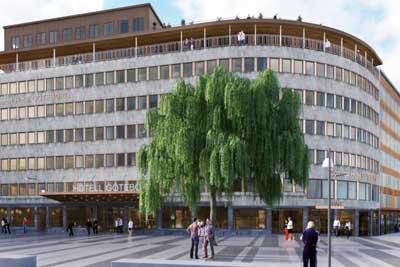 Comfort-hotel-Göteborg