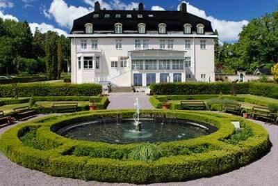 Villa-Fridhem