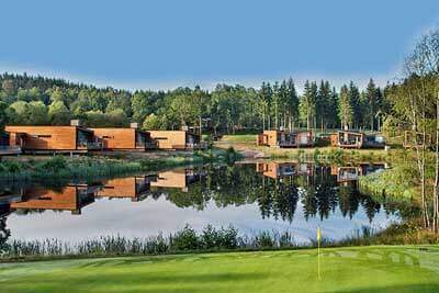 Woodlands-Countryclub-Örkelljunga Golfpaket Sverige