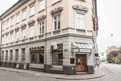 Bishop-Arms-Lund
